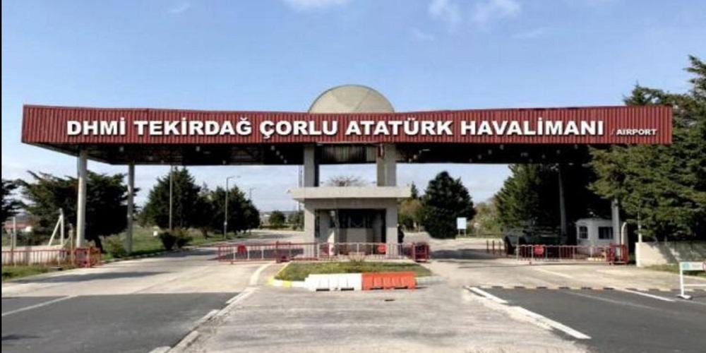 Tekirdağ Çorlu Atatürk Havalimanı Araç Kiralama